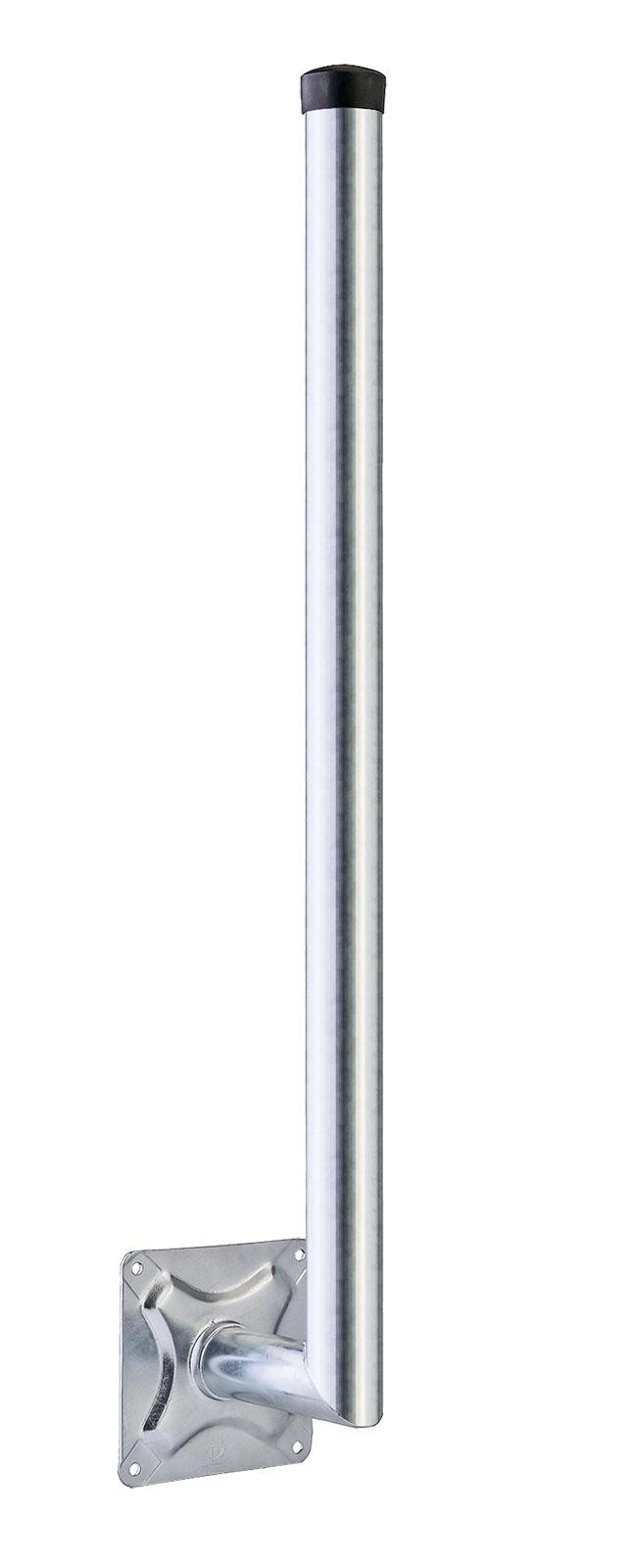 70cm Wandhalter Stahl Große Wandplatte SAT Wand Halter 15 x 15cm