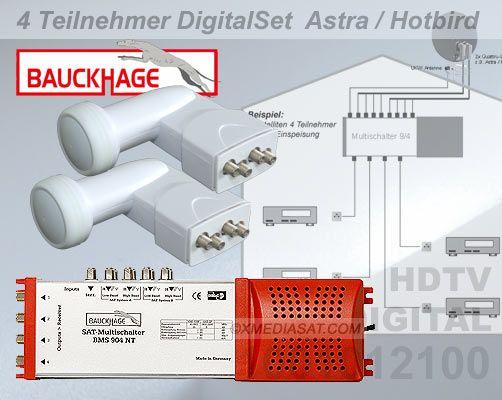 xmediasat dsbms942q24f sat anlage umr stset 2 satelliten f r 4 anschl sse 4k 3d hdtv. Black Bedroom Furniture Sets. Home Design Ideas