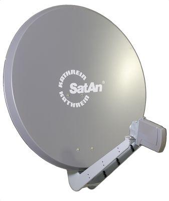kathrein satan cas90an satellitensch ssel sat antenne. Black Bedroom Furniture Sets. Home Design Ideas