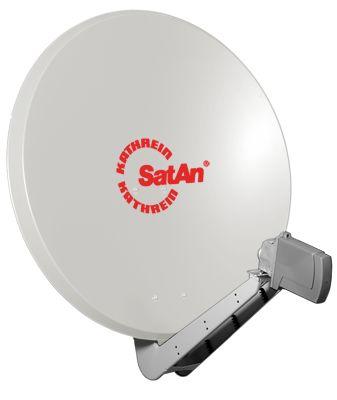 kathrein satan cas90w satellitensch ssel sat antenne. Black Bedroom Furniture Sets. Home Design Ideas