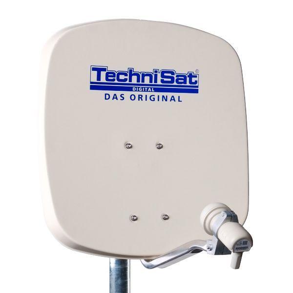 technisat 1045 8194 digidish 45 sat antenne f r 1 teilnehmer beige. Black Bedroom Furniture Sets. Home Design Ideas