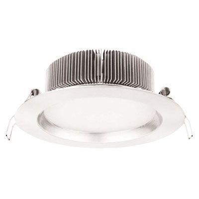 Luxna Lighting Downlight, Einbau 1 x 14 W, 4000k, 1150lm, weiß