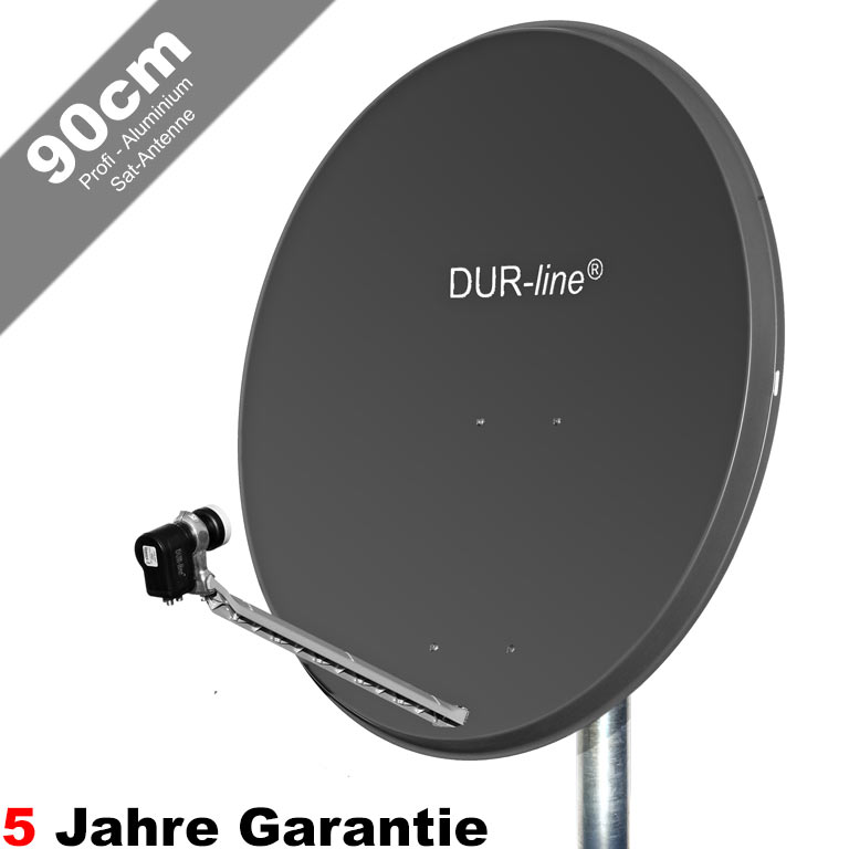 dur line select 85 90 a satellitensch ssel sat antenne. Black Bedroom Furniture Sets. Home Design Ideas