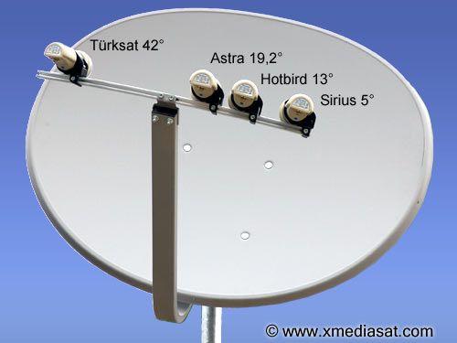 maximum multifocus t85 sat antenne original maximum 85 cm. Black Bedroom Furniture Sets. Home Design Ideas