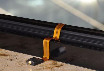 Sat kabel verlegen ohne zu bohren mit einer - Kabel durch wand bohren ...