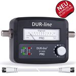 Satfinder - DUR-line SF 2400Pro Messgerät zur exakten Justierung
