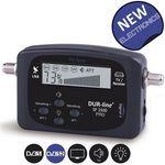 Satfinder - DUR-line SF 2500Pro Digitales Messgerät zur exakten