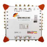 Multischalter 9/12 - Bauckhage BMS 9912DC 2Satelliten für