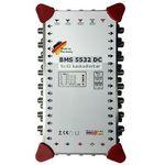 Bauckhage BMS5532DC Multischalter 5/32, Kaskade, für 32Teilnehmer