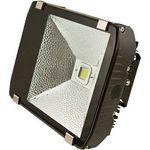 Luxna Lighting Strahler/Scheinwerfer, 70W, 5500k IP65 schwarz