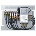 Multischalterpanel 5/8 - XmediaSat MP-DMS58 für 8Teilnehmer