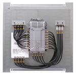 Multischalterpanel 5/16 - XmediaSat MP-FMQ516 für 16Teilnehmer