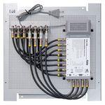 Multischalterpanel 5/8 - XmediaSat MP-FMS508 für 8Teilnehmer