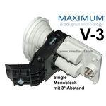 Maximum Doppel LNB XO-31 Single  Monoblock LNB 3D & 4K ready