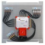 Multischalterpanel 9/16 - XmediaSat MP-BMS9016 für 16Teilnehmer