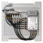 Multischalterpanel 5/6 - XmediaSat MP-FMS506 für 6Teilnehmer
